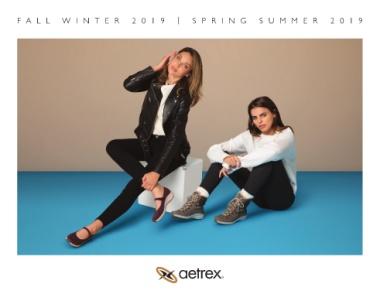 Aetrex Footwear Fall Winter 2019